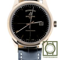 Breitling Transocean Day & Date R4531012/BB70 new