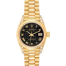 Rolex Lady-Datejust 69158 1990 подержанные