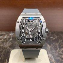 Richard Mille RM67-01 Ti Titanium 2018 RM 67 38.7mm new