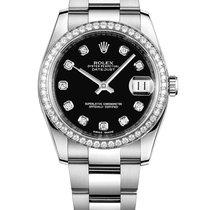 Rolex Datejust 116244-BLACK 2020 новые