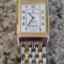Jaeger-LeCoultre Reverso Grande Taille Gold/Steel 26mm White Arabic numerals United States of America, Illinois, Chicago