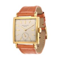 Patek Philippe Yellow gold 37mm Manual winding 1431J pre-owned United States of America, California, Los Angeles