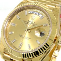 Rolex Day-Date 40 100mm Gold