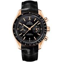 Omega 311.63.44.51.01.001 Roségoud Speedmaster Professional Moonwatch 44.2mm nieuw