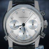 Girard Perregaux tweedehands Automatisch 39mm Zilver Saffierglas