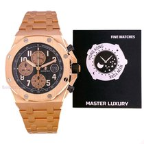 Audemars Piguet Oro rosa 42mm Automatico 26470OR.OO.1000OR.03 nuovo