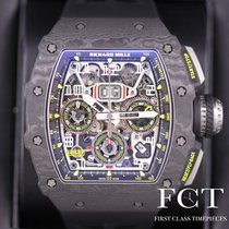 Richard Mille Carbon 49.94mm Automatic RM 11-03 new United States of America, New York, New York
