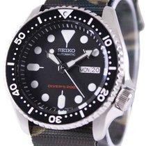Seiko Prospex Acero 42mm Negro