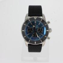 Breitling Superocean Heritage II Chronographe Stahl 44mm Blau Keine Ziffern Deutschland, Berlin