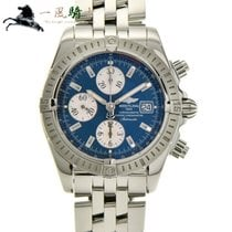 Breitling Steel 43.7mm Automatic A156C45PA(A13356) pre-owned