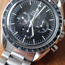 Omega Speedmaster Professional Moonwatch 145.022 - 69 ST Crater Box 1969 usados