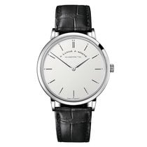 A. Lange & Söhne 211.026 White gold Saxonia 40mm new United States of America, New York, New York