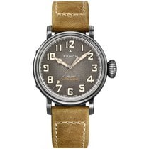 Zenith Pilot Type 20 Extra Special Steel 40mm Grey Arabic numerals United States of America, New York, New York