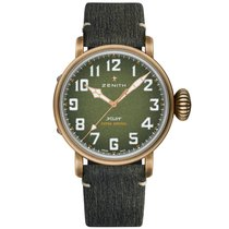 Zenith 29.2430.679/63.I001 Bronze 2020 Pilot Type 20 45mm new United States of America, New York, New York