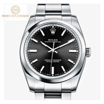 Rolex 114200 Steel 2019 Oyster Perpetual 34 34mm new United States of America, New York, New York