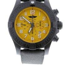 Breitling Avenger Hurricane 50mm Yellow Arabic numerals