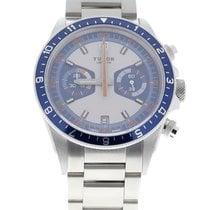 Tudor Heritage Chrono Blue new 2020 Automatic Chronograph Watch with original box and original papers 70330B