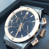 Hublot Classic Fusion Chronograph 521.NO.1181.LR New Titanium 45mm Automatic