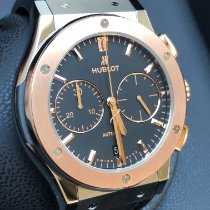 Hublot Classic Fusion Chronograph Titanium 45mm Black No numerals United Kingdom