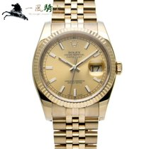 Rolex Datejust 116238 2019 pre-owned