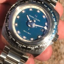 Favre-Leuba Steel 44mm Automatic pre-owned United States of America, Florida, Pompano Beach