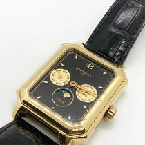 Perrelet Moonphase Yellow gold 34mm