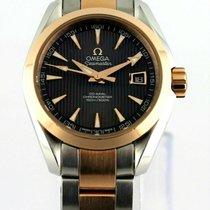 Omega Seamaster Aqua Terra Acero 30mm Negro