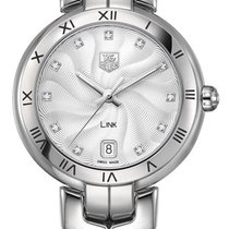 TAG Heuer WAT1311 Silver Link Lady 34.5mm new United States of America, California, Simi Valley