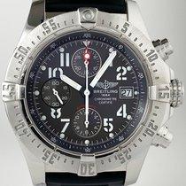Breitling Avenger Skyland pre-owned 45mm Chronograph Date Rubber