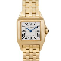 Cartier Santos Demoiselle W25063X9 2000 pre-owned