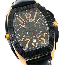 Franck Muller Conquistador GPG 9900 SCC GP RG Very good Rose gold 50mm Automatic