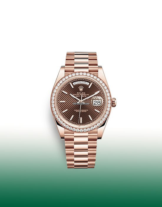 Rolex Day-Date 40 228345rbr 2020 new