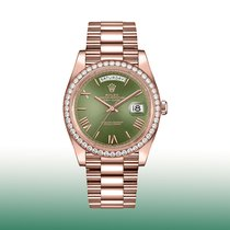 Rolex Day-Date 40 228345rbr New Rose gold 40mm Automatic United States of America, New York, New York