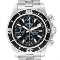Breitling Superocean Chronograph II Steel 44mm Black United States of America, Georgia, Atlanta