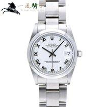 Rolex Lady-Datejust Steel 31mm White