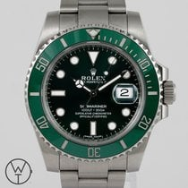 Rolex Submariner Date 116610 LV 2016 occasion
