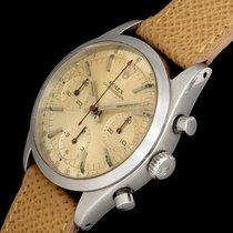 Rolex Chronograph Acero 37mm Champán