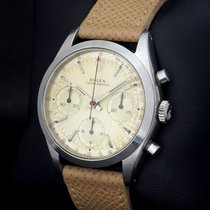 Rolex Chronograph Steel 37mm Champagne