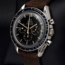Omega Speedmaster Professional Moonwatch Steel 42mm Brown No numerals United States of America, Florida, Miami