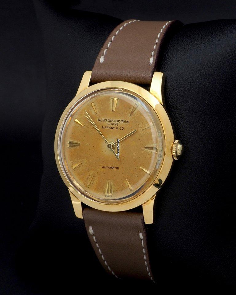 Vacheron Constantin 6038 1950 pre-owned