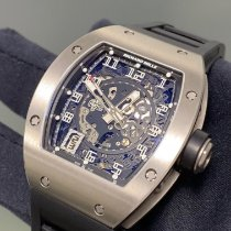 Richard Mille RM 010 Titanium 48mm Transparent Arabic numerals United States of America, New York, Manhattan