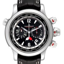 Jaeger-LeCoultre Master Compressor Extreme World Chronograph Steel 46.3mm Arabic numerals United States of America, Georgia, Atlanta