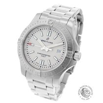 Breitling Chronomat Colt occasion 41mm Argent Date