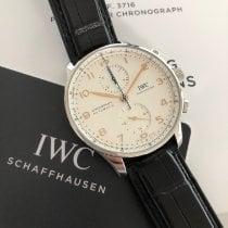 IWC Portugieser Chronograph IW371604 2020 neu