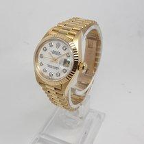Rolex Lady-Datejust Sárgaarany 26mm Arany Számjegyek nélkül