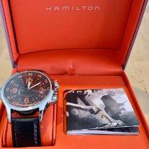 Hamilton Aço 43mm Automático H776650 ETA 2893-1 usado Portugal, 120
