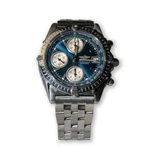 Breitling Blackbird Steel 40mm Blue No numerals United States of America, Florida, Plantation