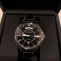 Hamilton Steel 42mm Automatic H64615735 new