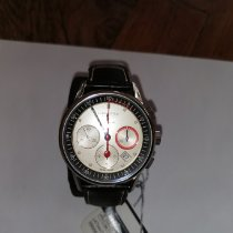Longines Column-Wheel Chronograph Acier 40mm Champagne France, PARIS