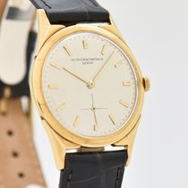 Vacheron Constantin Yellow gold 32mm Manual winding 6068 pre-owned